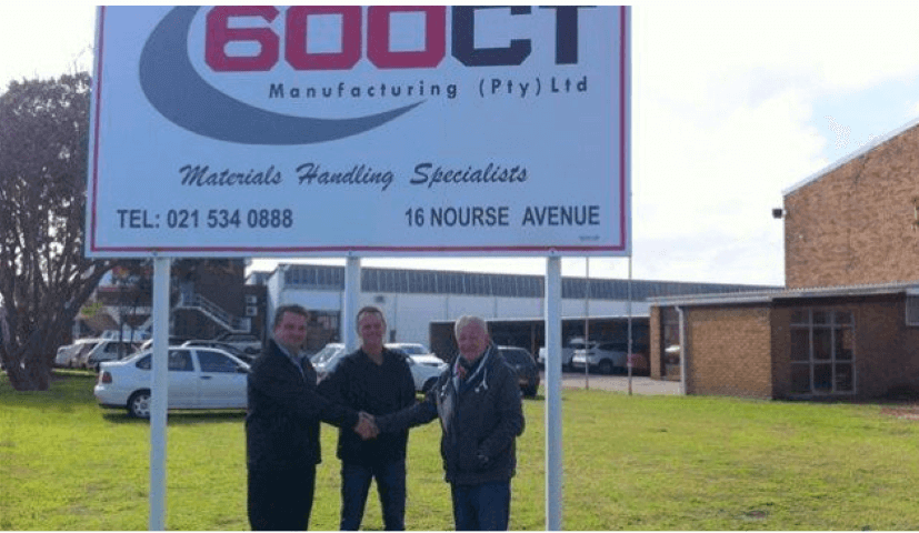 600CT Factory Leased